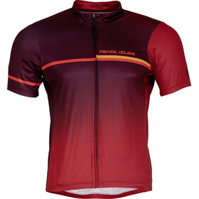 PEARL iZUMi Selected LTD Jersey Men, sportive redwood